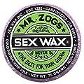Herr Zogs Original sexwax–kaltem Wasser Temperatur Coconut Duft