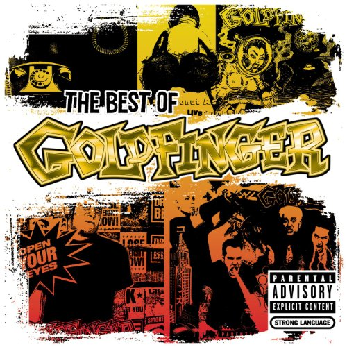 The Best Of Goldfinger [Explicit]