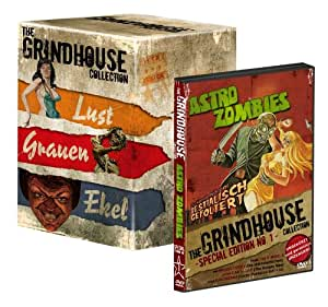 Astro Zombies - Roboter des Grauens - The Grindhouse Collection #1 (+ Schuber)
