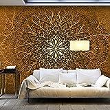 murando - Vlies Fototapete 400x280 cm - Vlies Tapete - Moderne Wanddeko - Design Tapete - Ornament Abstrakt f-A-0491-a-c
