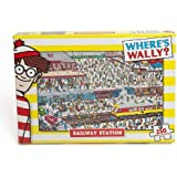 Paul Lamond Where's Wally Puzzle Railway Station (250 Pieces)
