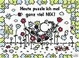 Ravensburger 14355 - Sheepworld: Heute ich mal ganz viel nix, 500 Teile Puzzle