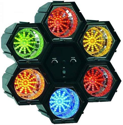 "Lichtorgel McVoice ""LO-LED-6/282"", 6-Kanal, 230V, 282 L"