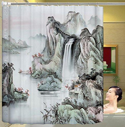 impermeable-de-tela-de-polister-cortina-de-ducha-moho-impermeable-libre-del-paisaje-repelente-al-agu