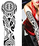 3 Sheet VOLLEN ARM TATTOO... Ansicht
