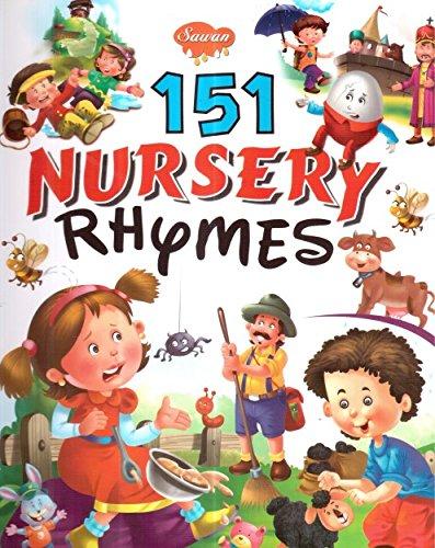 151 Nursery Rhymes (151 Series)