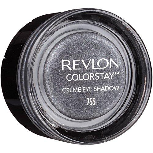 REVLON - ColorStay Creme Eyeshadow, Licorice - 0.18 oz. (5.2 g)