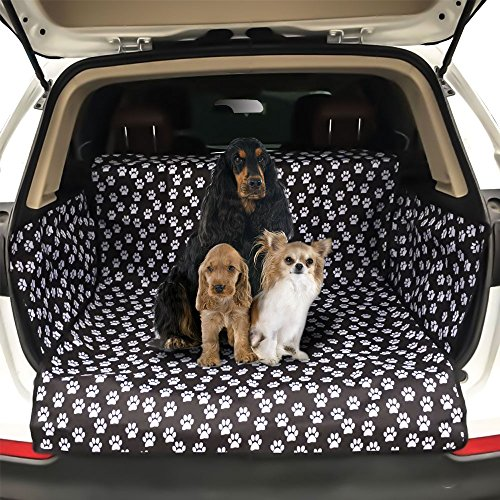 Henweit Car Boot Liner Protector Pet Cover Liner Protector