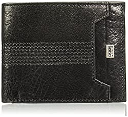 Flying Machine Black Mens Wallet (FMAW0200)