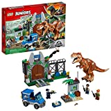 Lego Juniors Ausbruch des Tyrannosaurus 10758 (150 Teile)