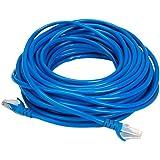PremiumAV Cat-5 Ethernet Patch/LAN Cable (15M, Blue)