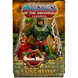 Masters of the Universe MotU Classics Figur: King Hssss