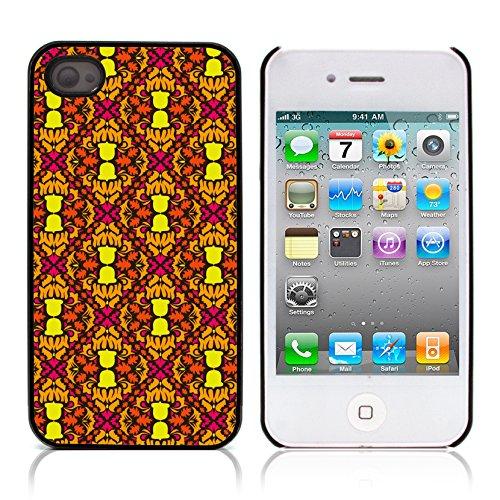 Graphic4You GLITCHY Muster Harte Hülle Case Tasche Schutzhülle für APPLE IPHONE 4 und 4S Design #3