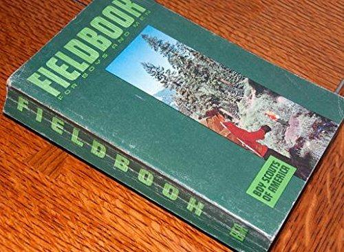Fieldbook for Boys & Men 2ND Edition