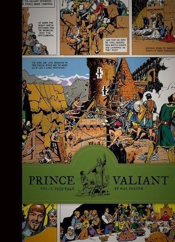 Prince Valiant Volume 2 (Prince Valiant (Fantagraphics))