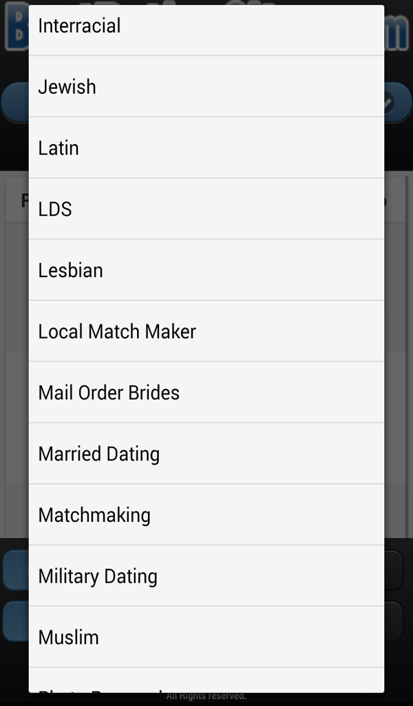 dating maker de site