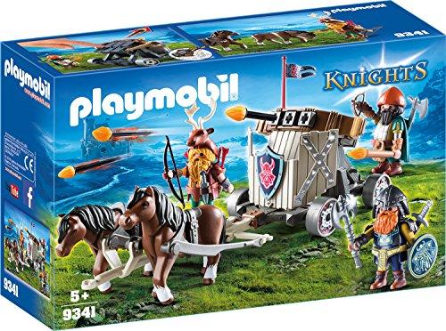Playmobil 9341 - Ponygespann mit Zwergenballiste Spiel
