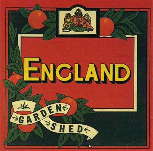 Garden Shed by England England-garden Shed