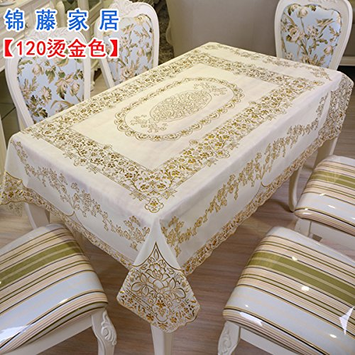 dadao-tablecloth-table-pad-anti-hot-water-and-oil-proof-disposable-table-clothgolden140200cm