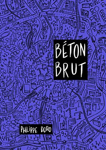Couverture du livre Béton Brut: Polar architectural