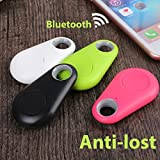 Giantree Bluetooth Anti - Lost Tracker, (grün) Mini Bluetooth Smart Tag Tracker Haustier Kind Tracking Key Finder GPS Locator Alarm