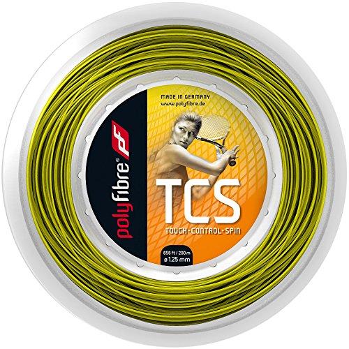 Profil aus polyfaser; TCS 200m Neonyellow 1,2mm String Reel-Gelb