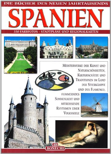 Spagna. Ediz. tedesca por Patrizia Fabbri