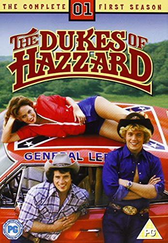 Dukes Of Hazzard: Season 1 (5 Dvd) [Edizione: Regno Unito] [Edizione: Regno Unito]
