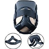 Eyglo Headband Head Pad + Correa para la Cabeza para Oculus Quest VR Headset Reduzca la presión de la Cabeza Proteja la Cabez