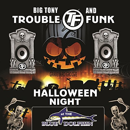 Halloween Night at the Blue Dolphin