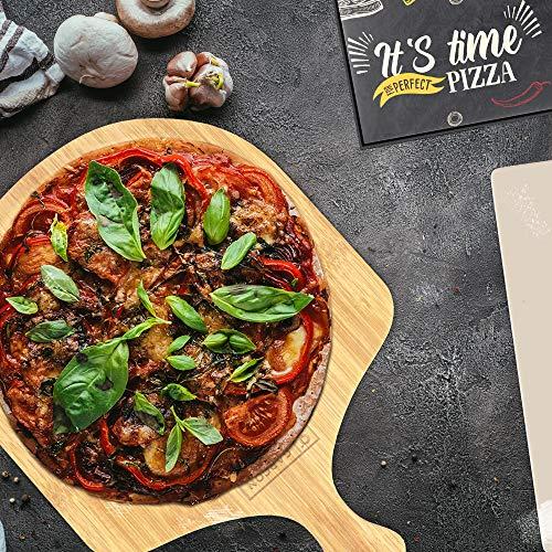 Pizzaschieber 34