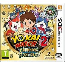 Yo-Kai Watch 2: Carnánimas + Medalla - Edición Especial Limitada