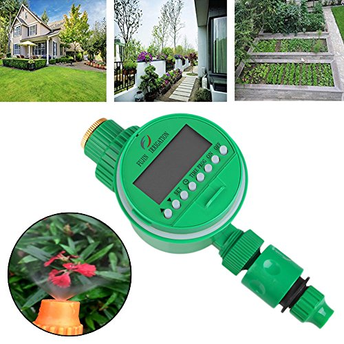 Bolange Automatische Bewässerungszeitbewässerung, Bewässerungssystem der Bewässerungsanlage des Bewässerungssystems Gartenrasenbewässerungs