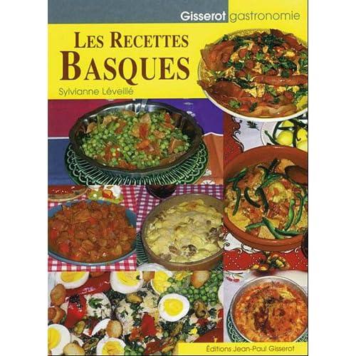 Les Recettes Basques