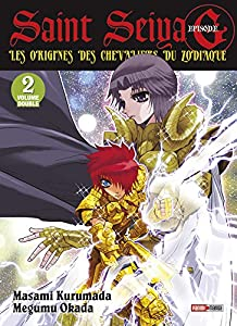 Saint Seiya episode G Edition double Tome 2