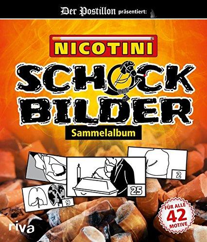 Livres Couvertures de Nicotini: Schockbilder-Sammelalbum