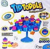 Tipp Topple Familie Stacking Balance Brettspiel 2-4 Spieler Für Kinder im Alter von 5 + Jahren