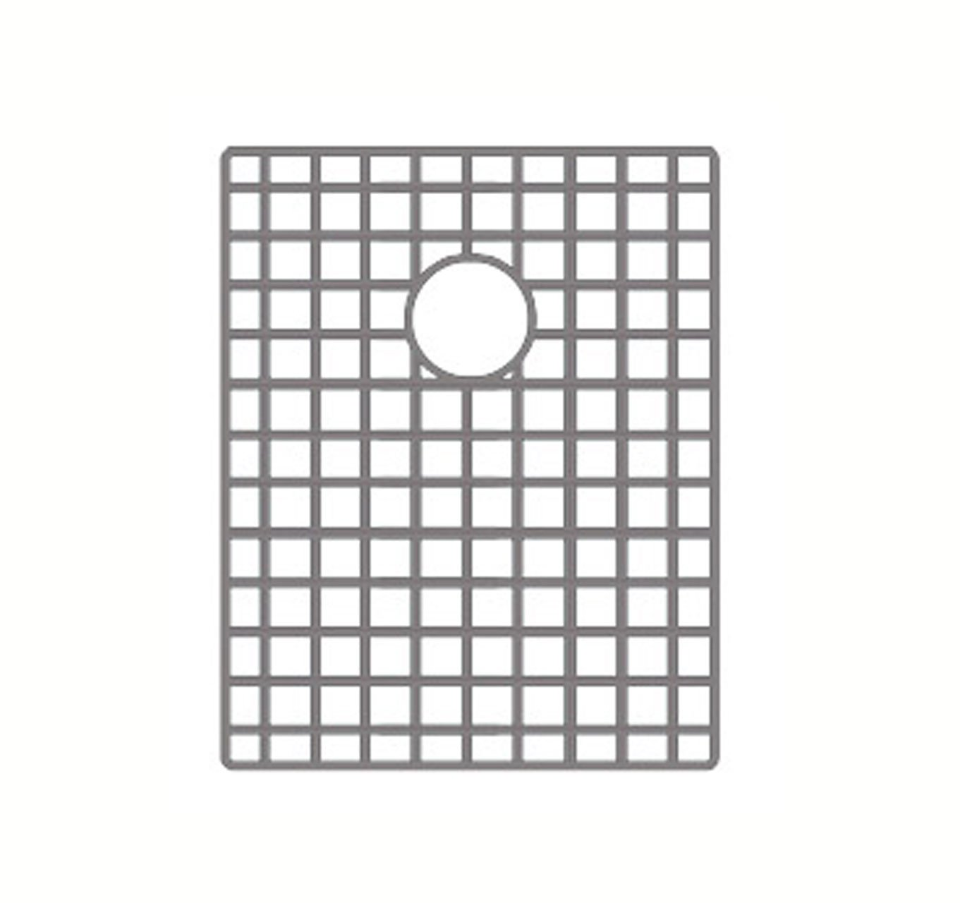 Alfi commercio whncmd3320sg lavandino in acciaio inox grid- in acciaio inox