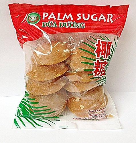 Price comparison product image Palm sugar blocks 500g by XO