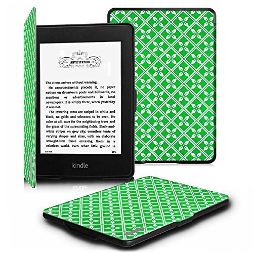 'Fintie Étui Kindle Paperwhite Étui - [Lame x1] Coque de protection Smart Cover pour Amazon Kindle Paperwhite (compatible avec toutes les versions : 2...