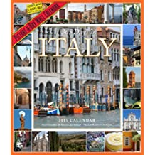365 Days in Italy 2015 Wall Calendar by Patricia Schultz (2014-07-21)