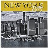 Grupo Erik Editores cp19003–Calendrier 2019New York, 30x 30cm