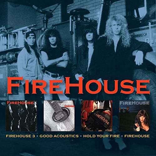 3/Good Acoustics/Hold Your Fire/Firehouse