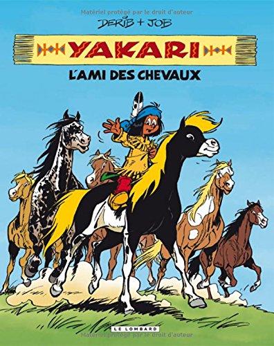 Yakari, l'ami des animaux - tome 1 - Yakari, l'ami des chevaux