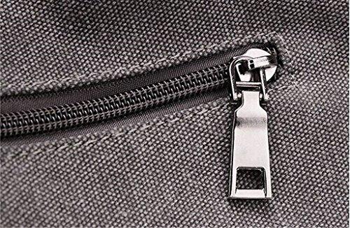 ERGEOB Damen Schulter tragbare Leinwand Handtaschen Nationale Wind Druck Eimer Kordelzugbeutel beige 03 beige