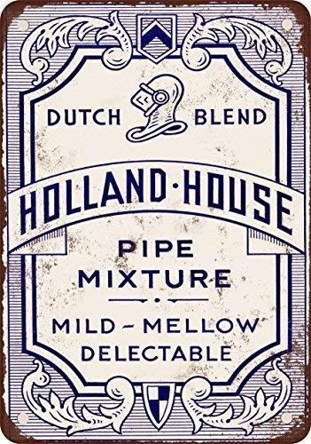 Sary buri 1938 Holland Pipe Metal Blechschild Plaque Wandkunst Geeignet für Garage Club Bar Dekoration