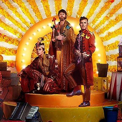 Take That - Wonderland Cd 2017