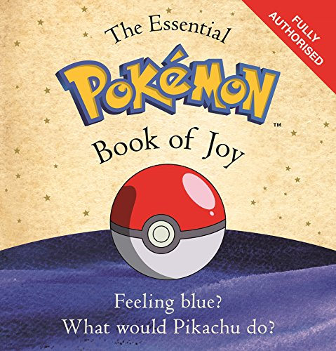 The Essential Pokemon Book of Joy: Official (Pokémon)