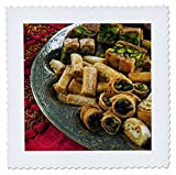 3drose QS _ M Lang _ 2Arabisch, Cuisine, Lebensmittel,