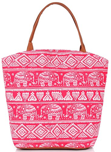 Binlion Shipping Bag Pink